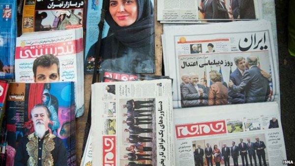 بررسی روزنامه های صبح یکشنبه تهران- ۸ دی