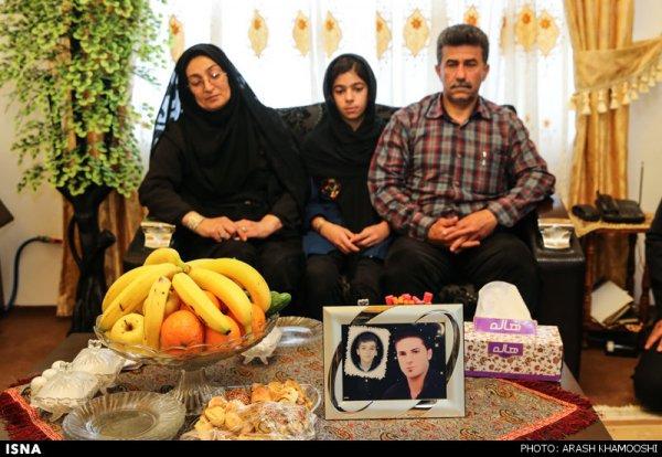 بخشش اعدامی در دقیقه 90 : فوتبالیست مازندرانی از قاتل فرزندش گذشت