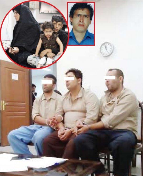 اعتراف 3مأمور سدمعبر به قتل