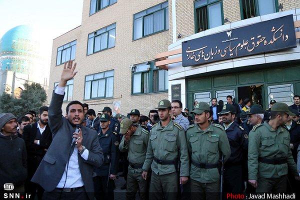 سخنرانی سعید امامی در مراسم ختم فروهرها