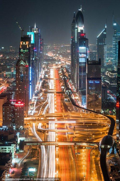 هفت درس بزرگ امارات