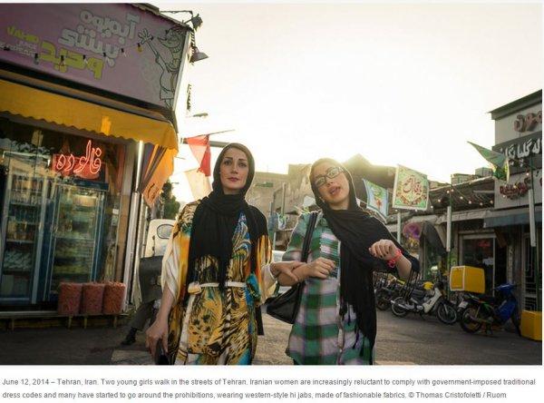 گزارش تصویری عکاس ایتالیایی از فرهنگ مصرفی در حال رشد ایران
