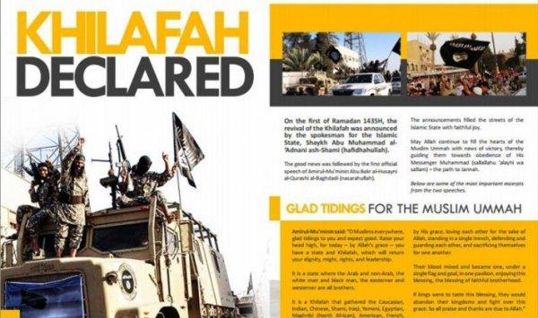 خلبان اسیر اردنی در مصاحبه با مجله داعش: می دانم، مرا خواهید کشت