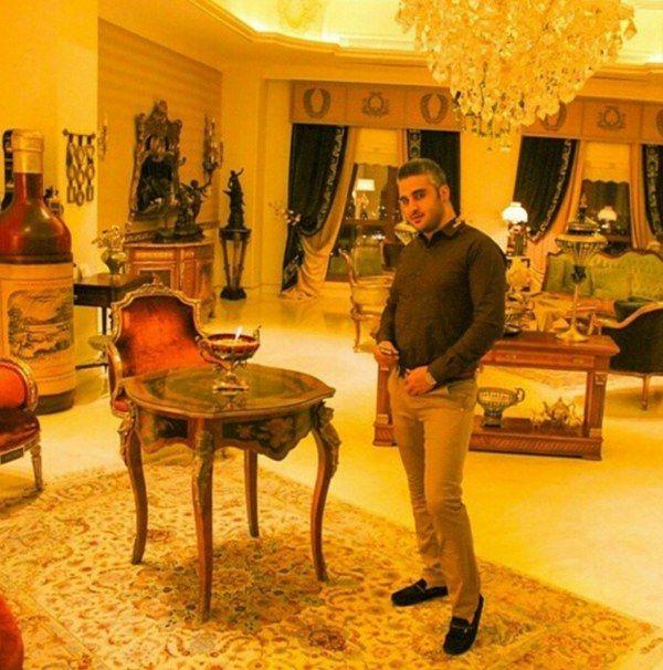 عکس خانه پولدارهای تهران