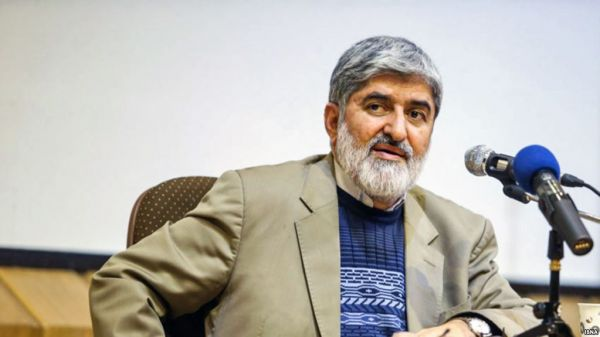 Risultati immagini per علی مطهری نایب رئیس وقت مجلس٬ در مصاحبهای با روزنامه فرانسوی لوموند