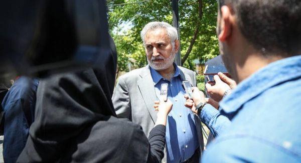 Risultati immagini per محکومیت رضا خاتمی به دو سال زندان